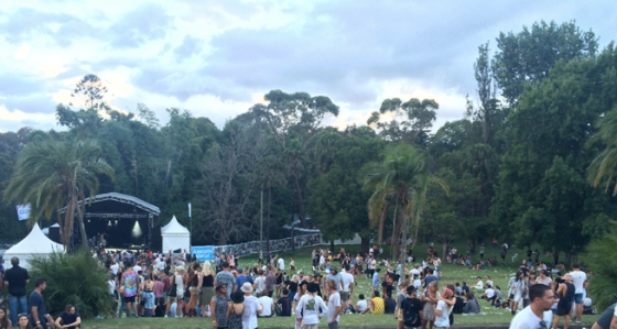 Laneway Festival Sydney